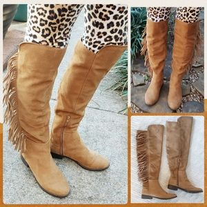 Mossimo Co. Over the Knee Boots